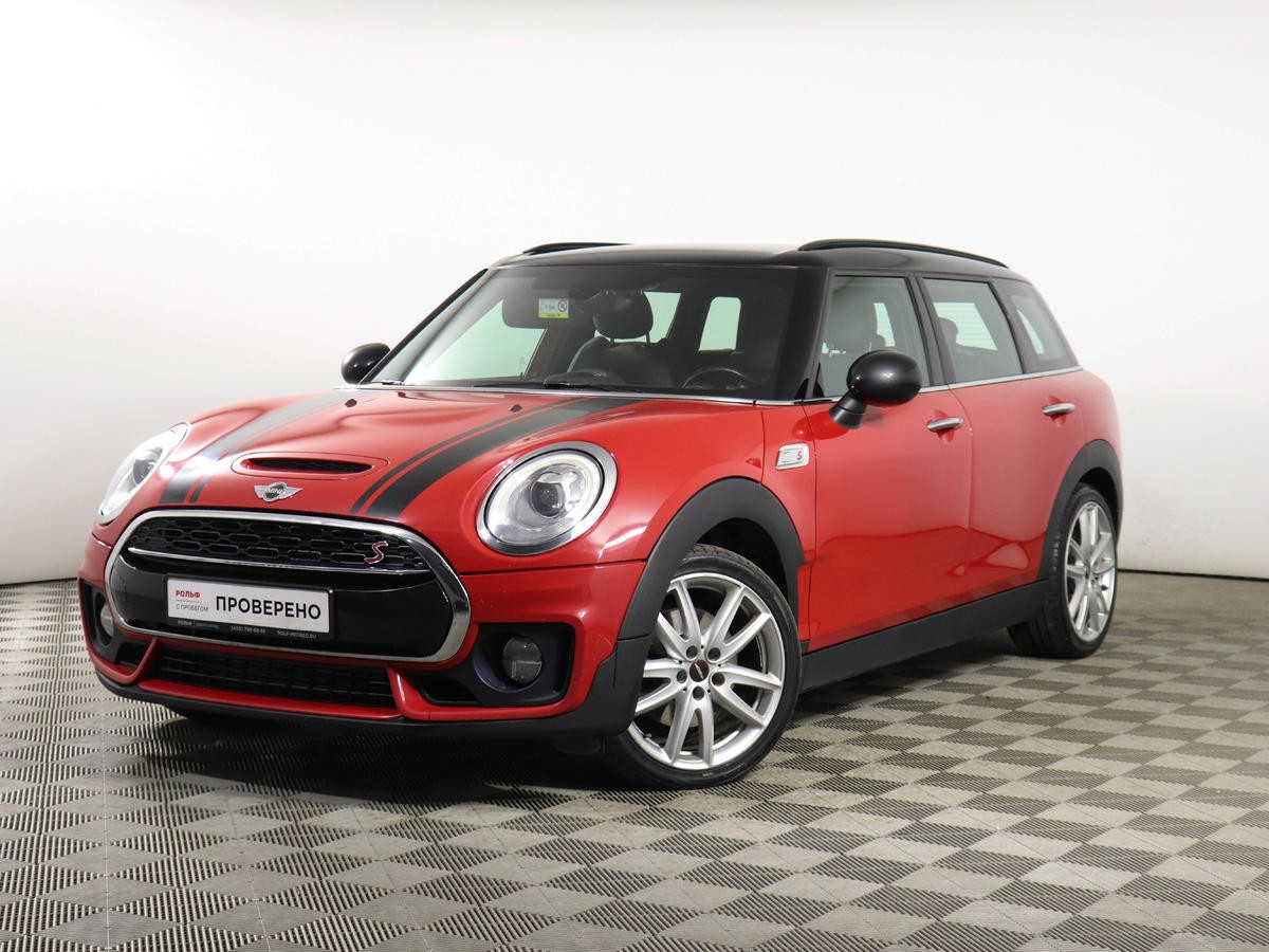 MINI Clubman Wagon 2015 - 2019