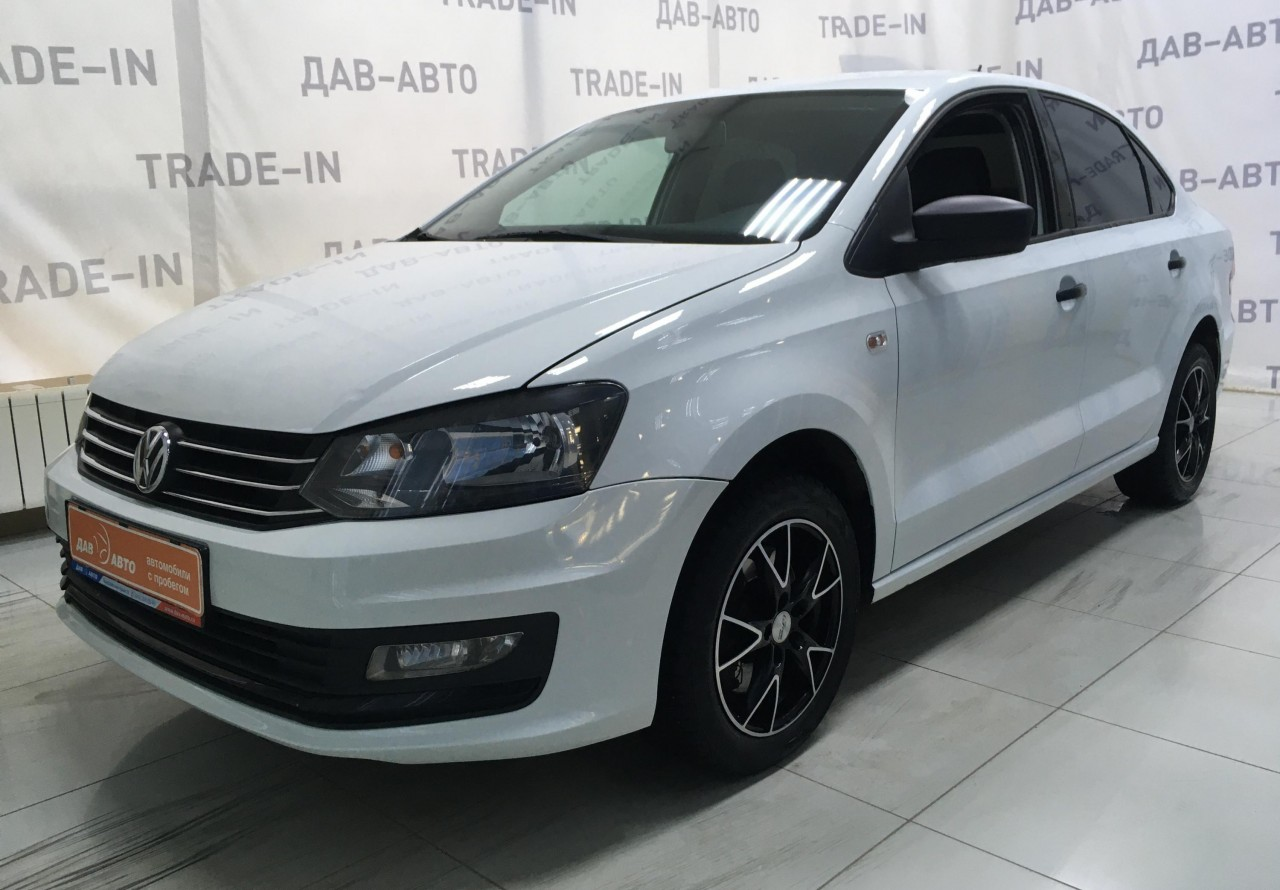 Volkswagen Polo Sedan 2015 - по н.в.