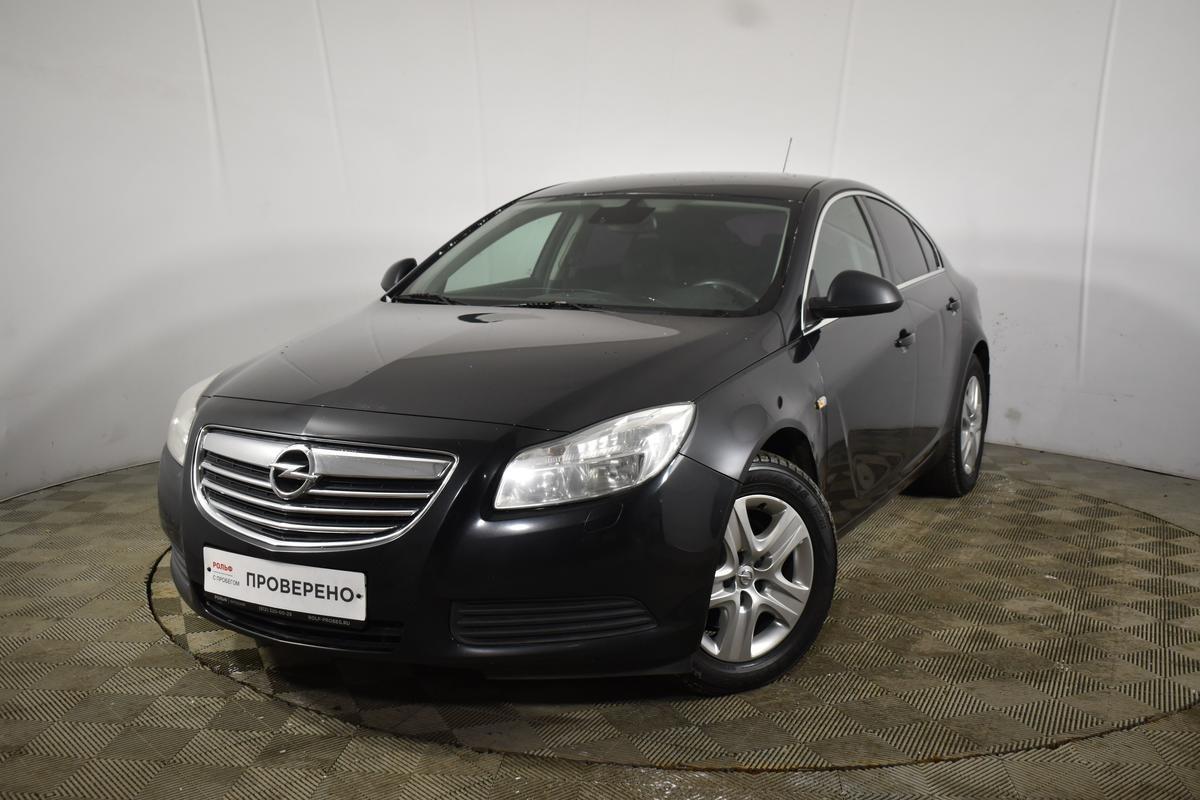 Opel Insignia Liftback 2008 - 2013