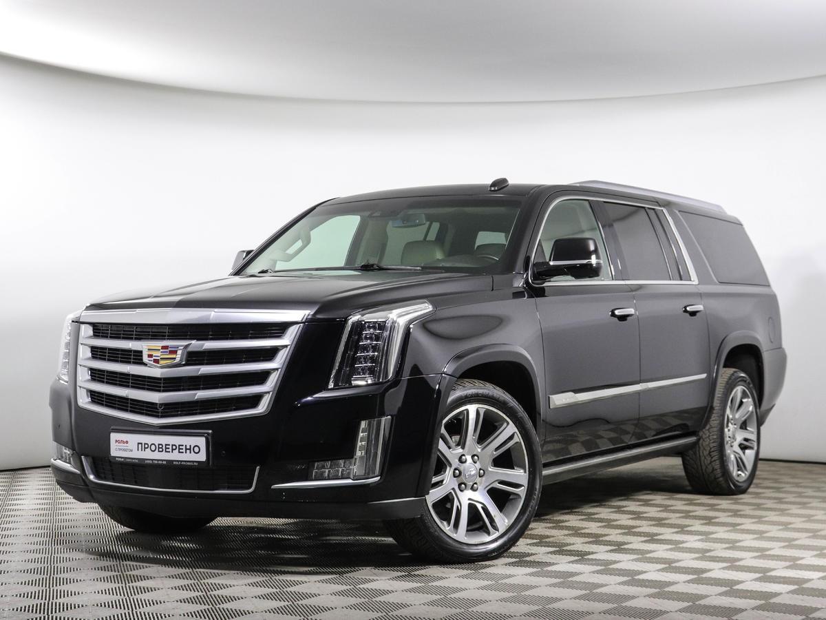 Cadillac Escalade Suv 2014 - по н.в.