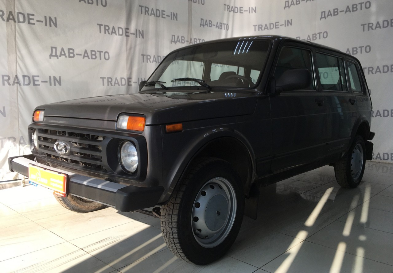 LADA (ВАЗ) 2131 (4x4)