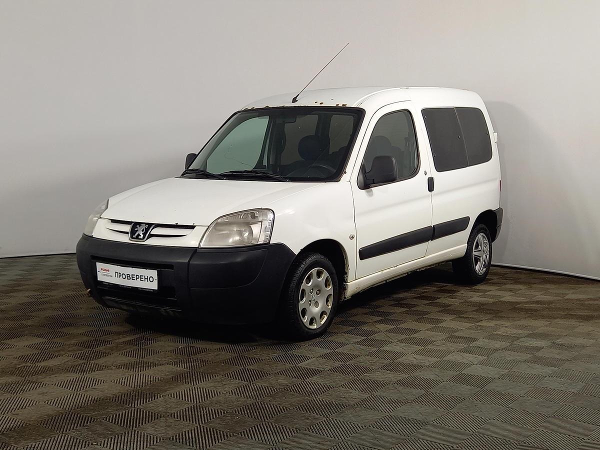 Peugeot Partner 2008 - 2012