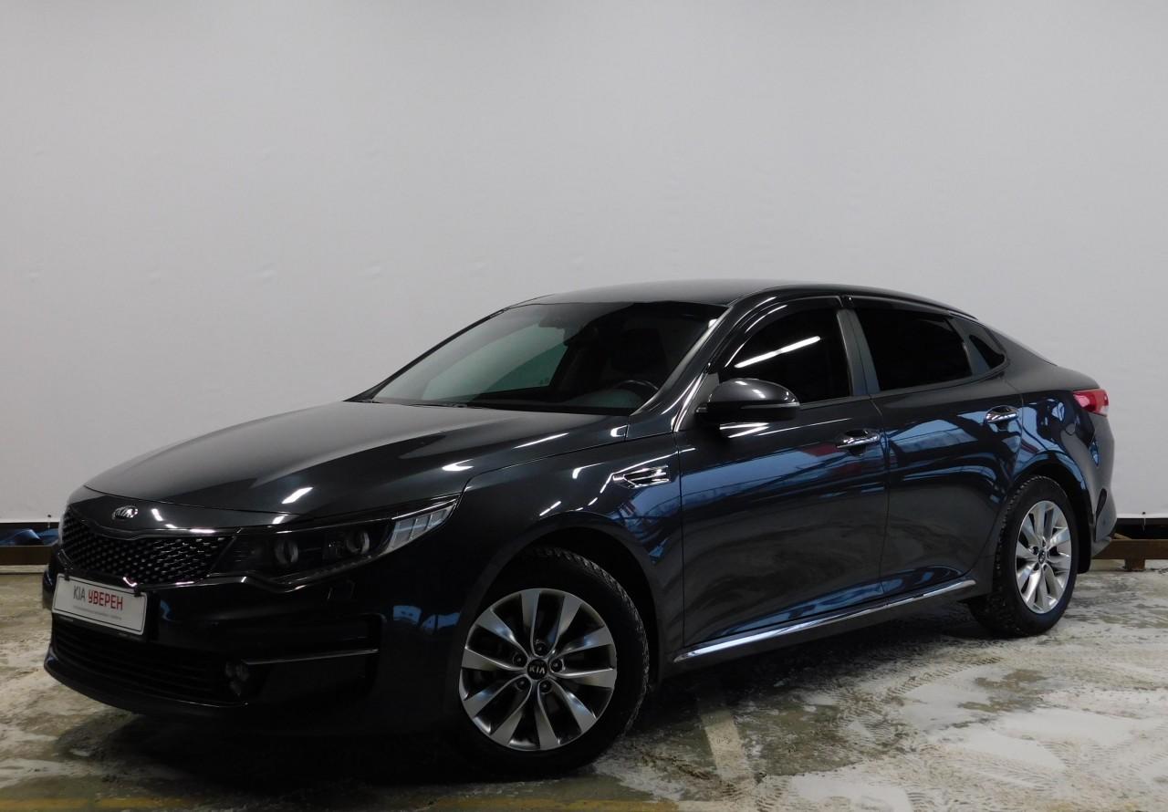 Kia Optima Sedan 2015 - 2018