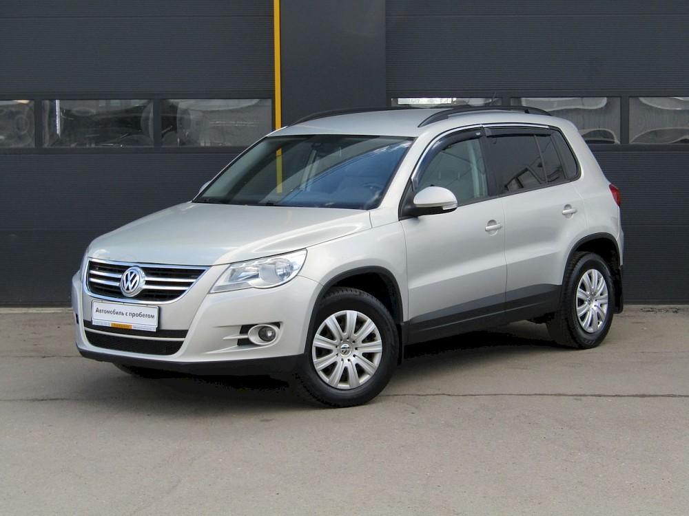 Volkswagen Tiguan 2007 - 2011