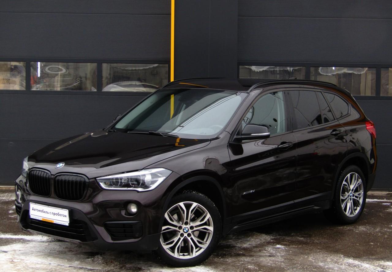 BMW X1 2015 - 2019