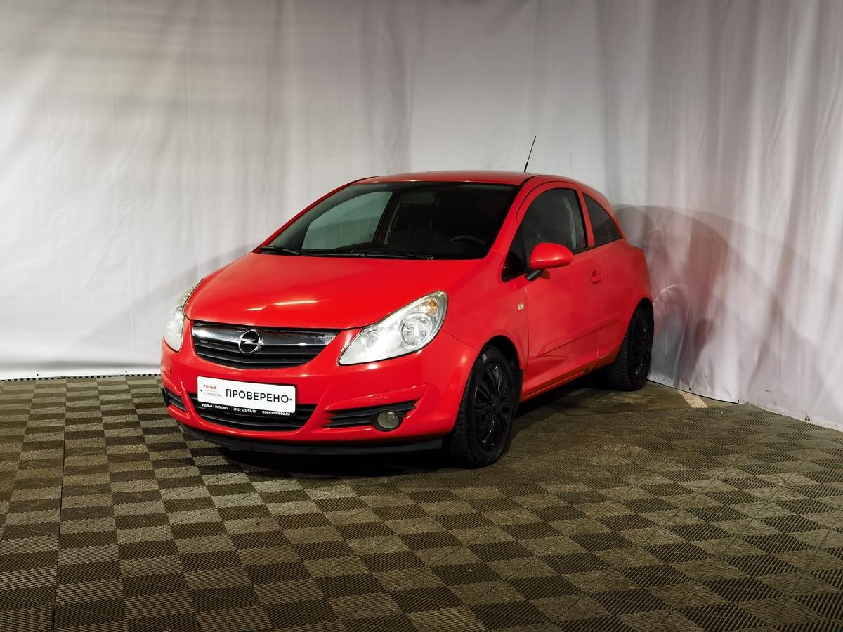 Opel Corsa OPC 2007 - 2010