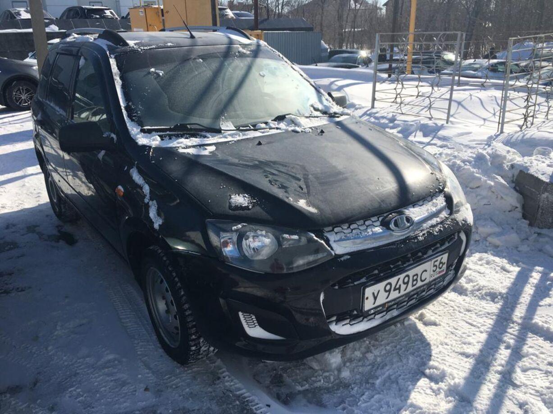 LADA (ВАЗ) Kalina Wagon