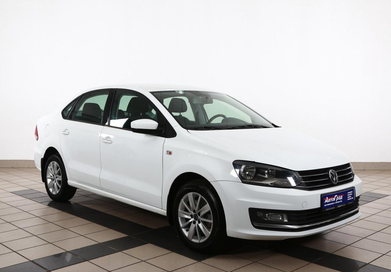 Volkswagen Polo Sedan 2015 - по н.в.