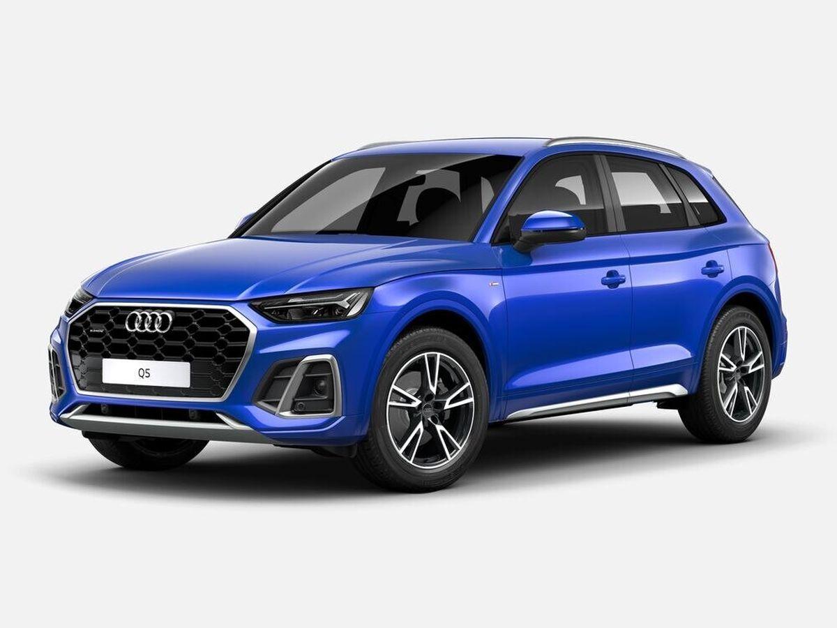 Audi Q5 2017 - по н.в.