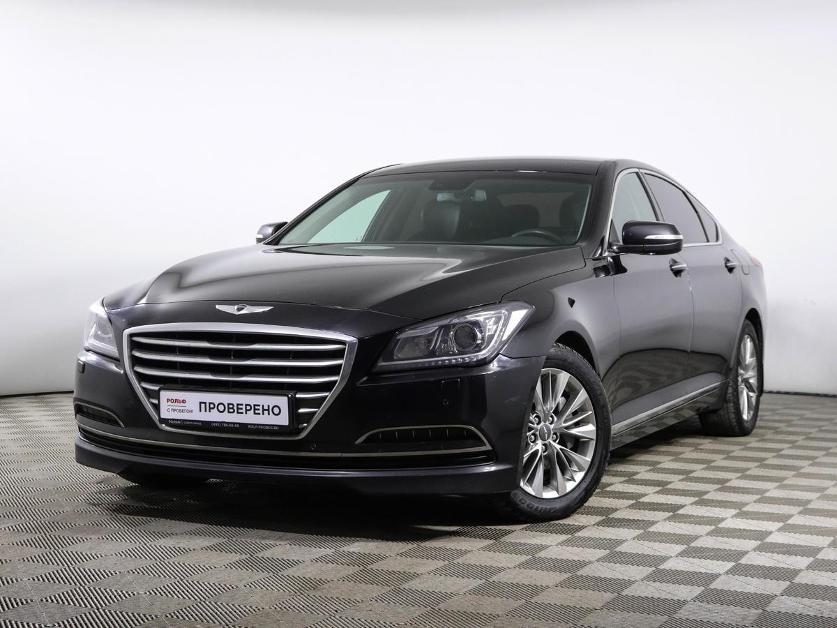 Hyundai Genesis 2013 - 2016