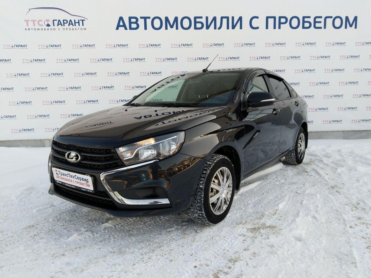 LADA (ВАЗ) Vesta Sedan