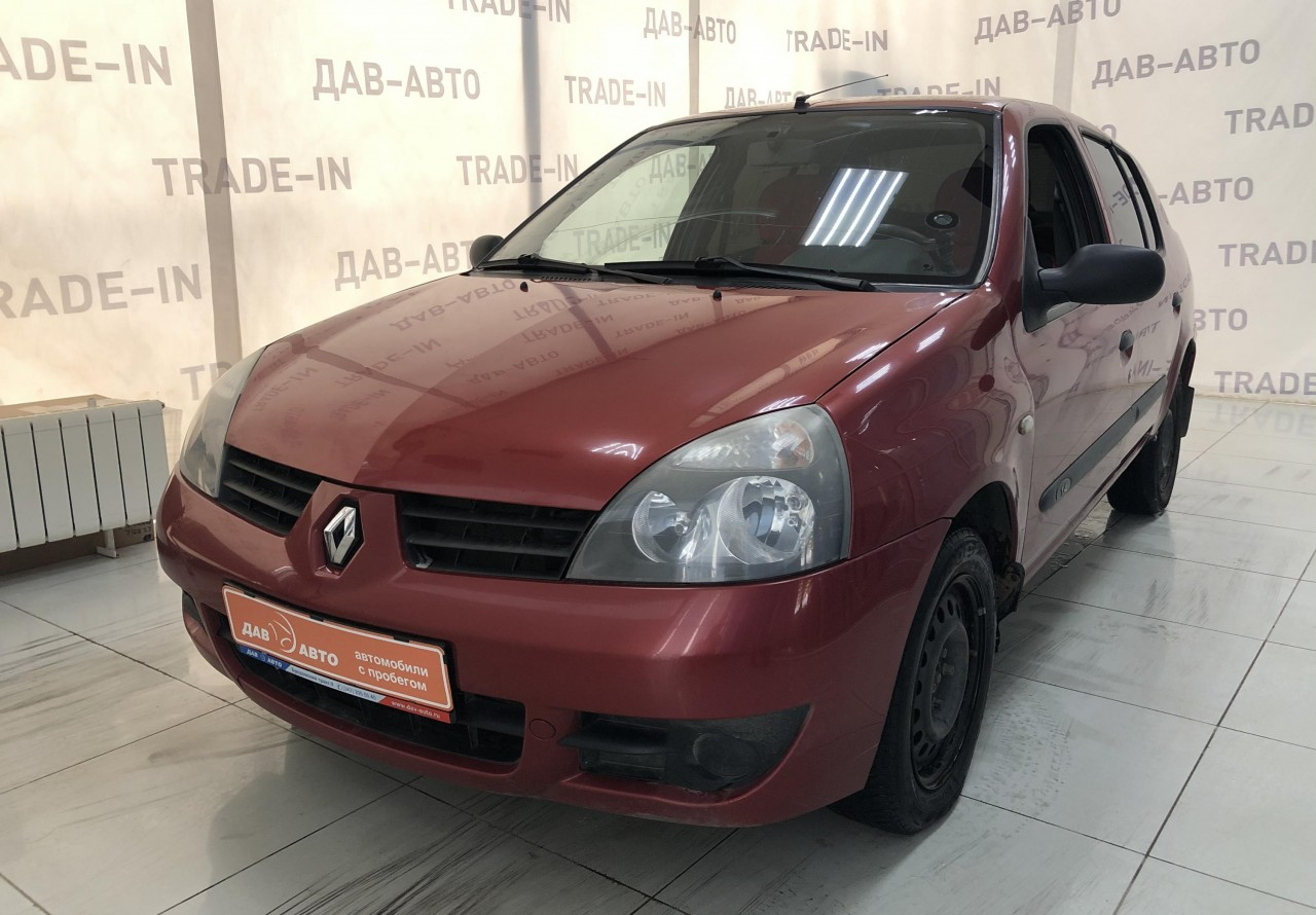 Renault Symbol 2004 - 2008