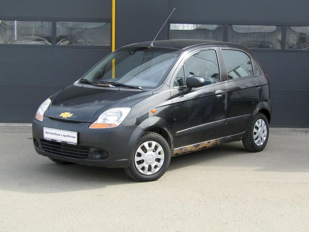 Chevrolet Spark 2005 - 2009