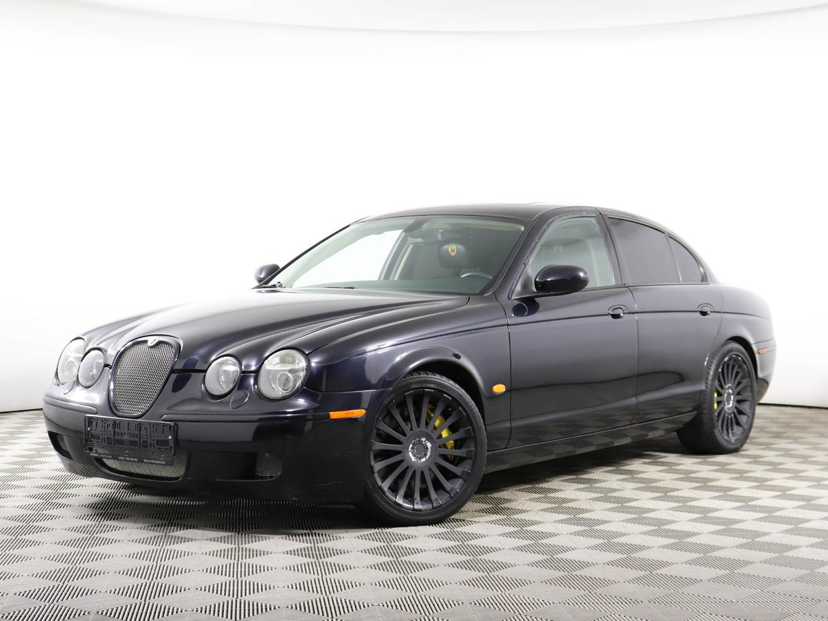 Jaguar S-Type 2004 - 2008