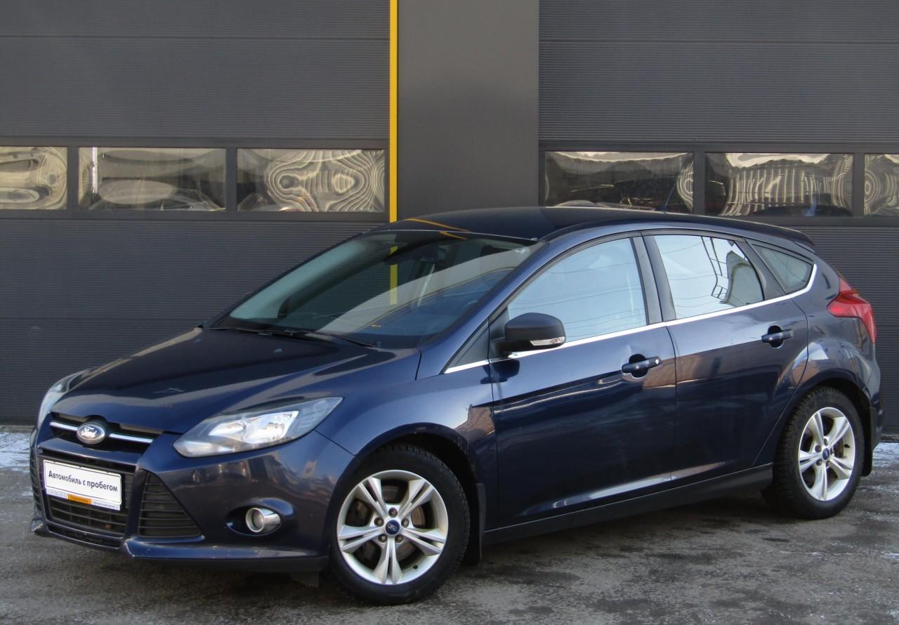 Ford Focus Hatchback 2011 - 2015