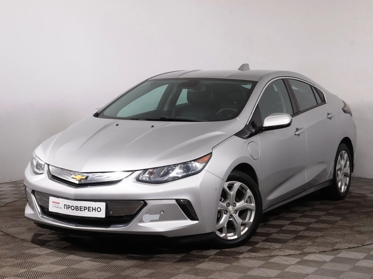 Chevrolet Volt 2015 - 2019