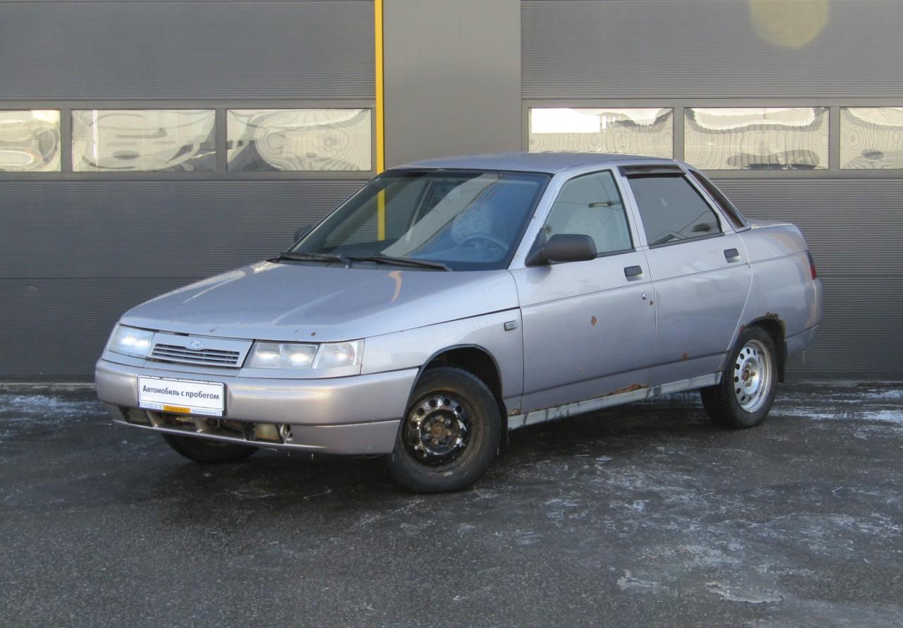 LADA (ВАЗ) 2110 1996 - 2014