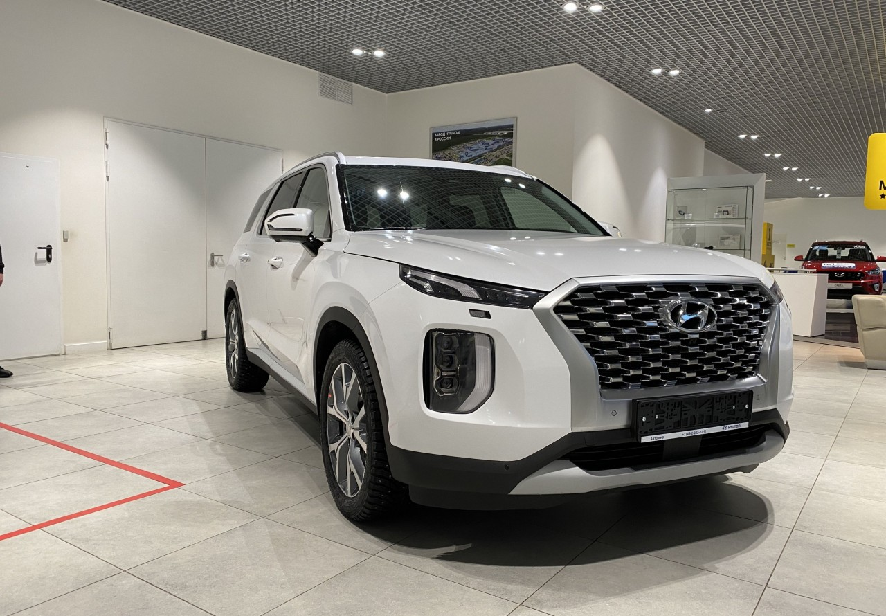 Hyundai Palisade 2018 - по н.в.