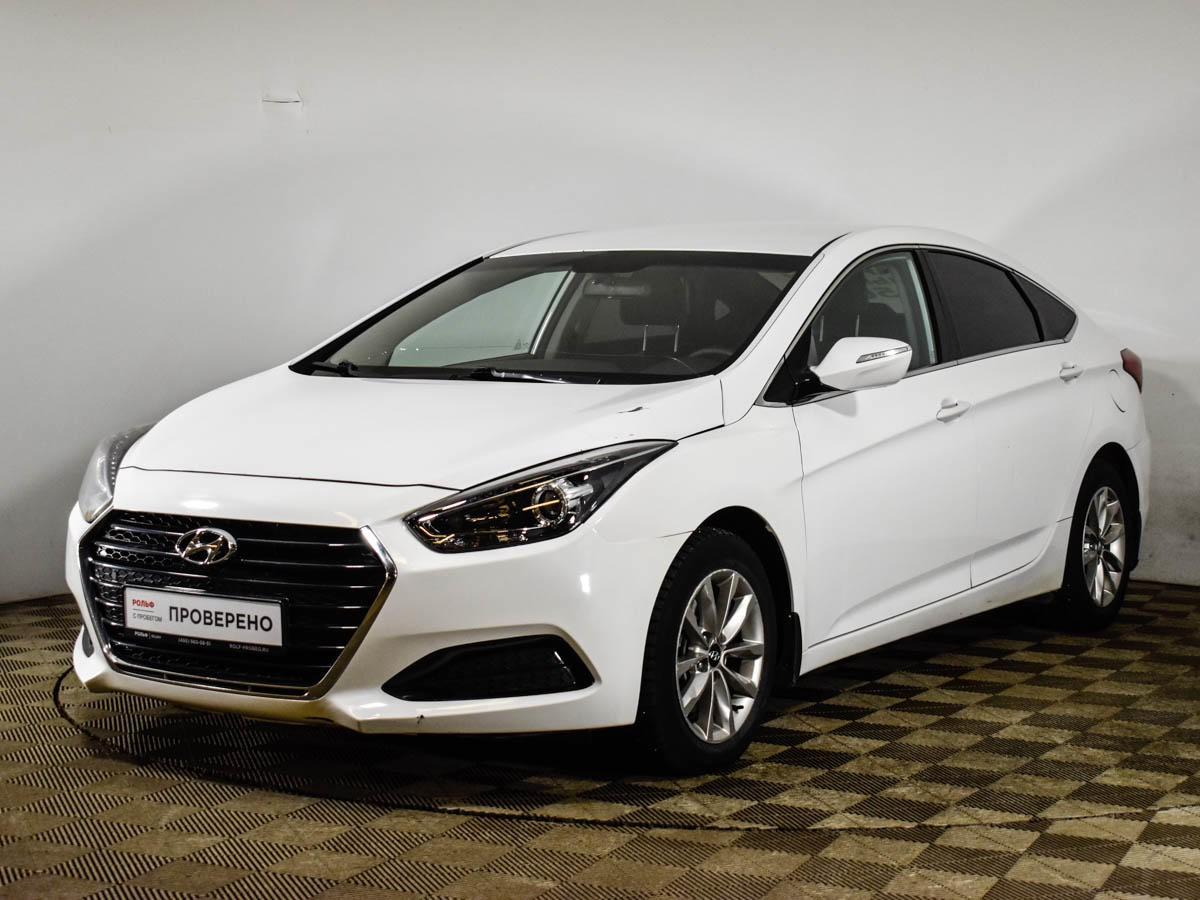 Hyundai i40 Sedan 2015 - по н.в.