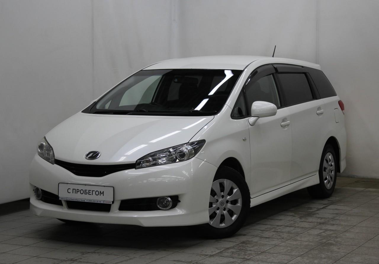 Toyota Wish Minivan 2009 - 2012