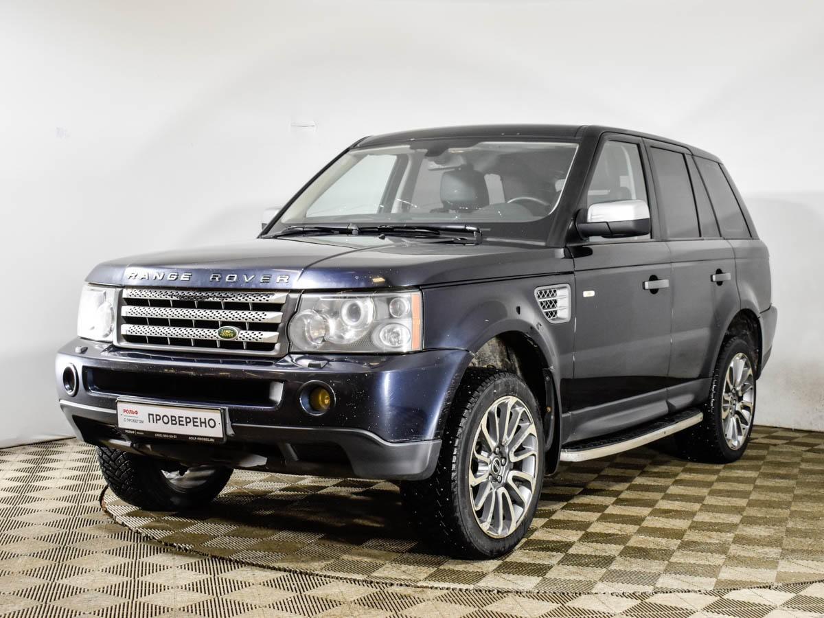 Land Rover Range Rover Sport 2005 - 2009