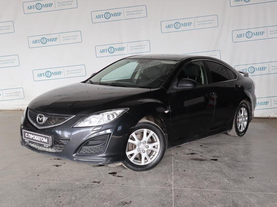Mazda 6 Sedan 2009 - 2013