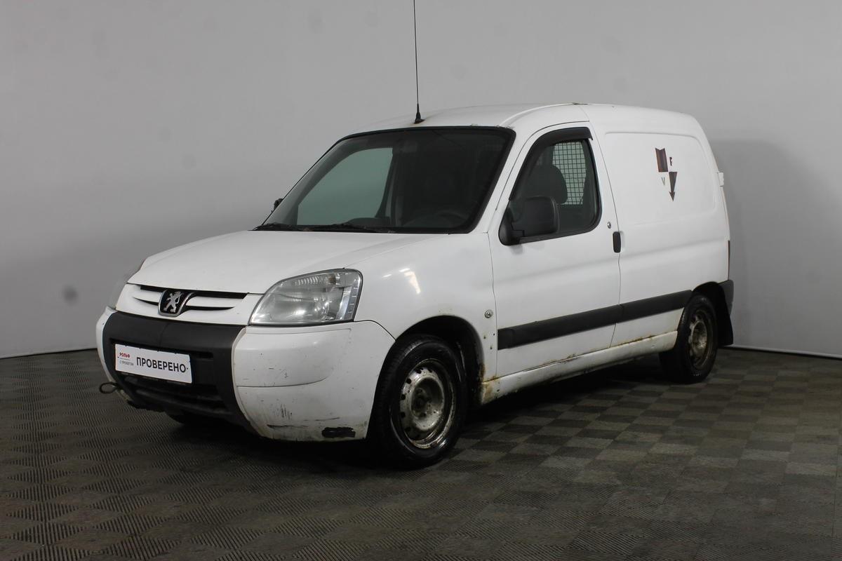 Peugeot Partner 2002 - 2012