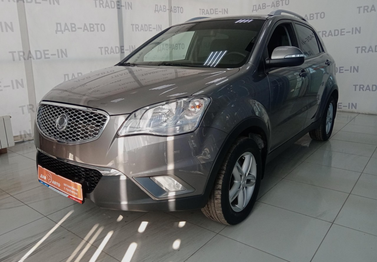 SsangYong Actyon 2010 - 2013
