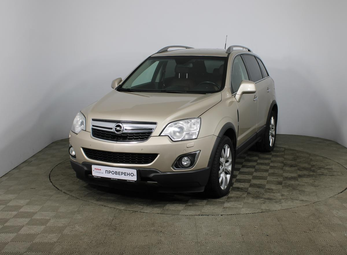 Opel Antara 2010 - 2017