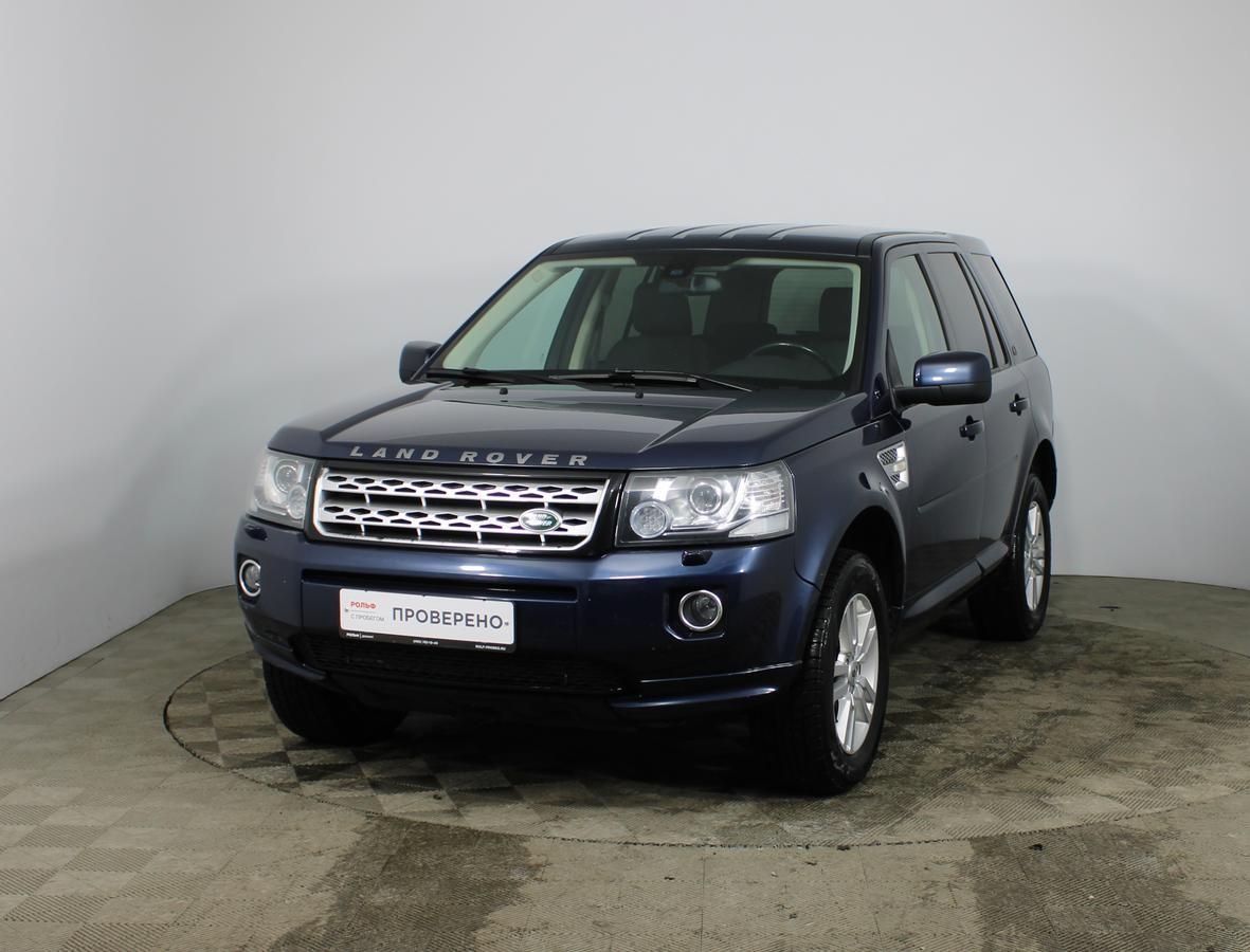 Land Rover Freelander 2012 - 2014
