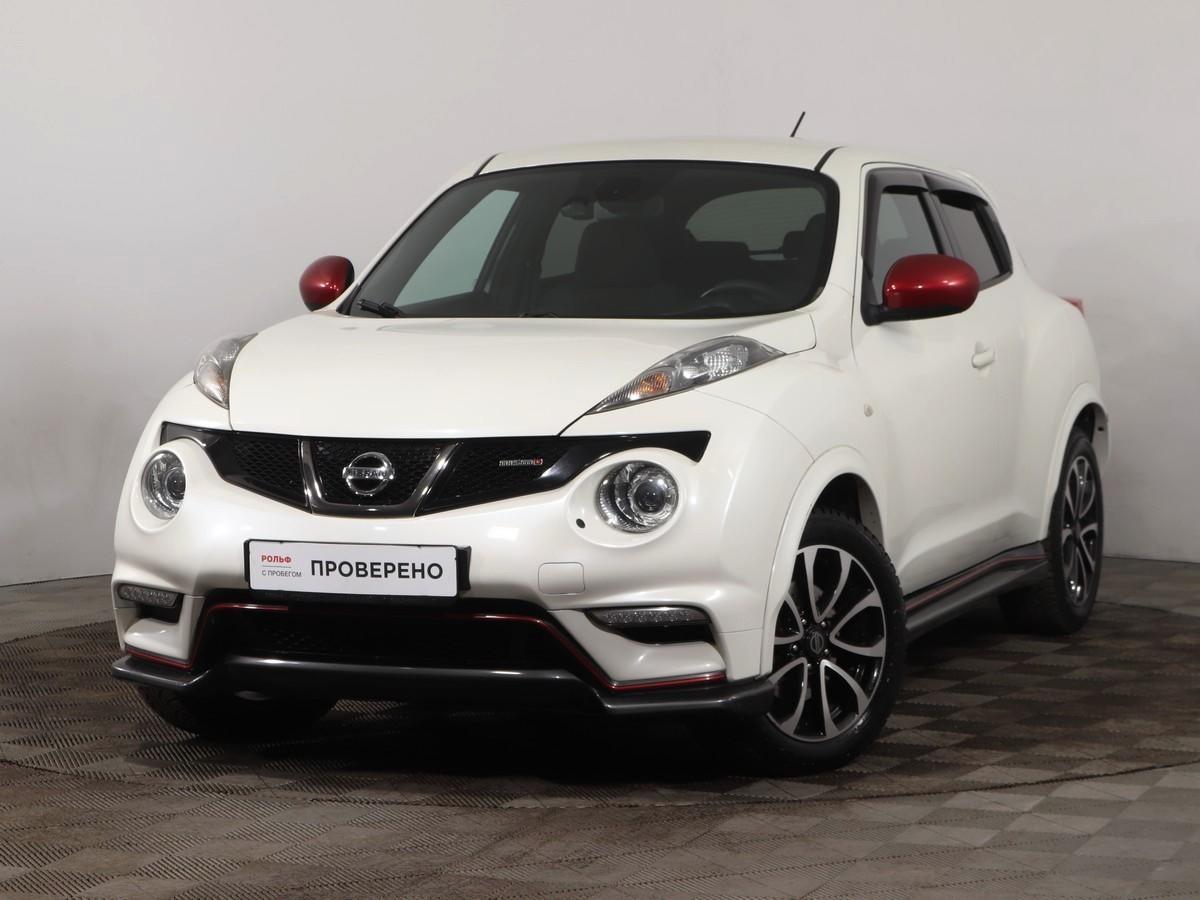Nissan Juke Nismo 2013 - 2014