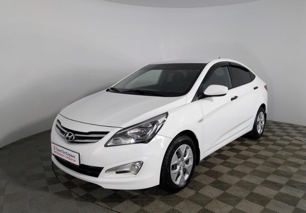 Hyundai Solaris Sedan