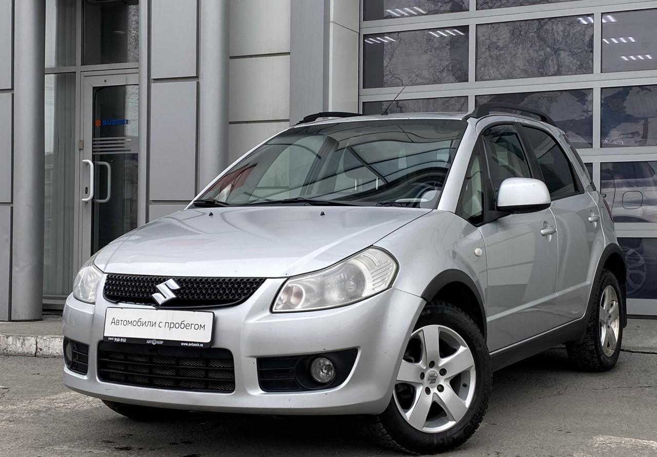 Suzuki SX4 Hatchback 2009 - 2014