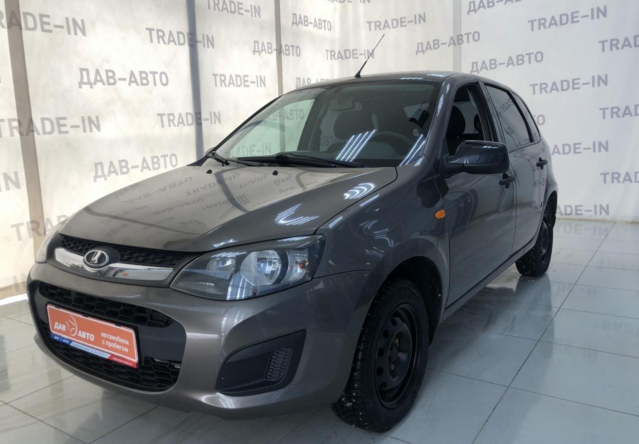 LADA (ВАЗ) Kalina Hatchback 2013 - 2018