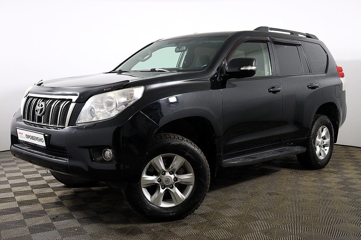 Toyota Land Cruiser Prado 2009 - 2013