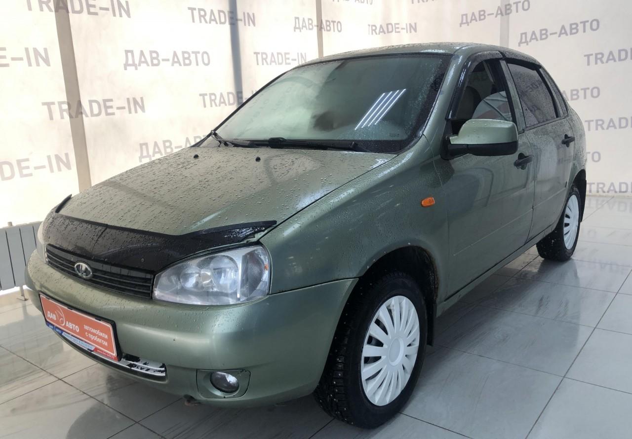 LADA (ВАЗ) Kalina Sedan 2004 - 2013
