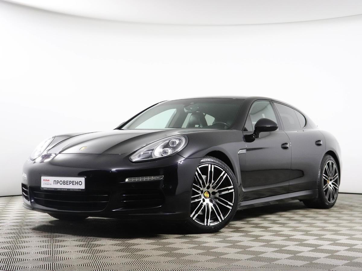 Porsche Panamera Hatchback 2013 - 2016