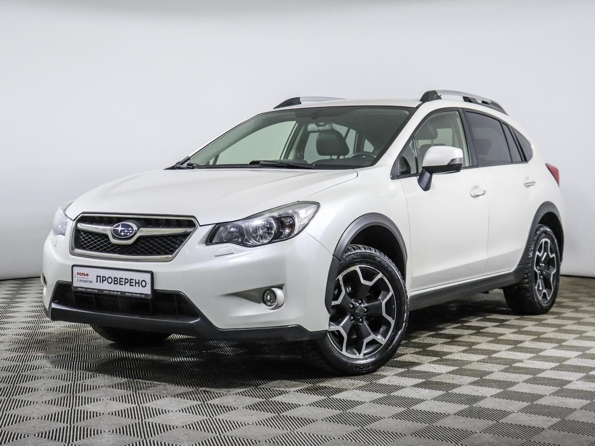 Subaru XV 2011 - 2016