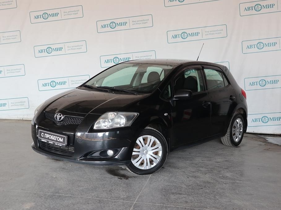Toyota Auris Hatchback 2006 - 2010