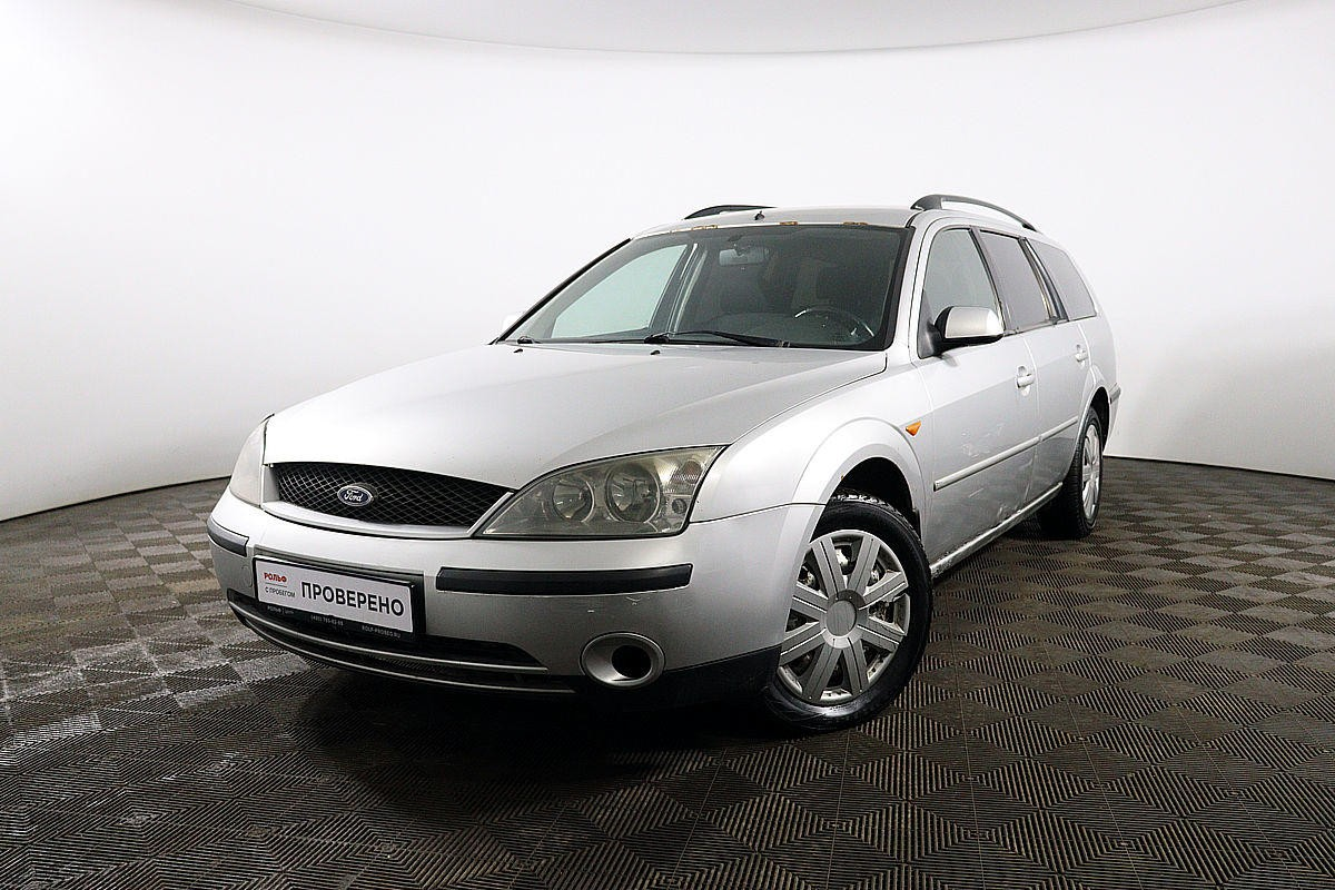 Ford Mondeo ST Wagon 2002 - 2007