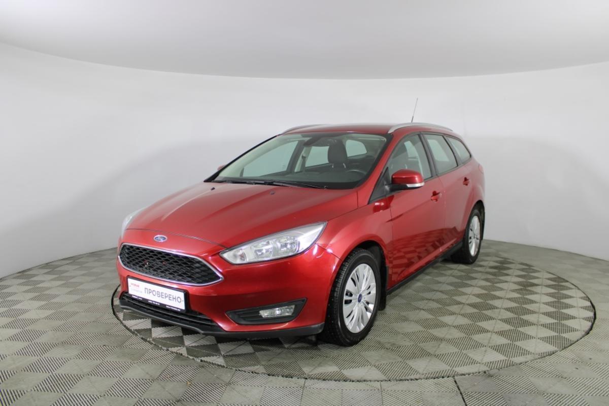 Ford Focus Wagon 2014 - 2019