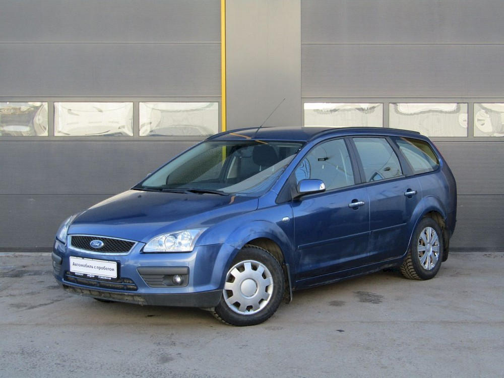 Ford Focus Wagon 2005 - 2008