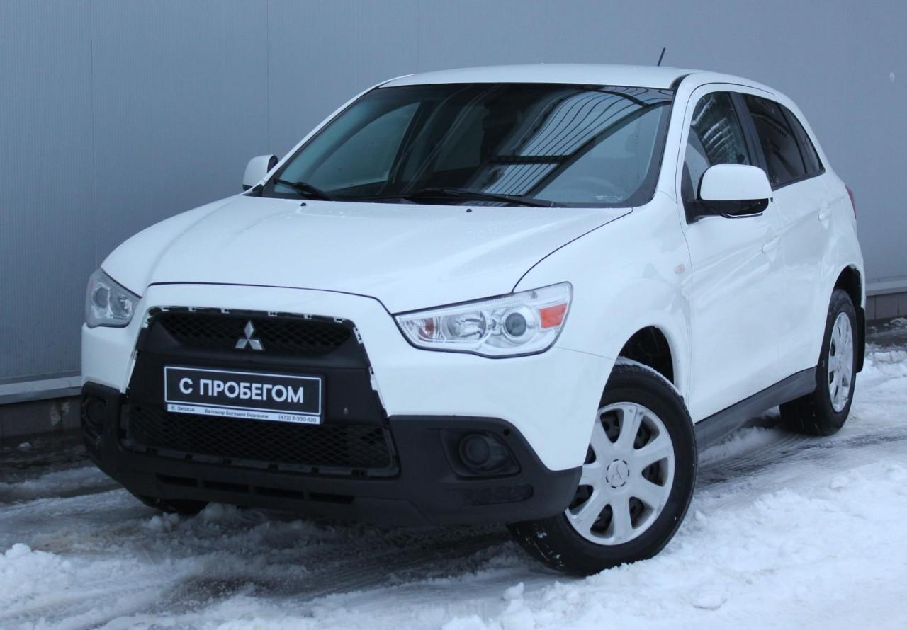 Mitsubishi ASX 2010 - 2013