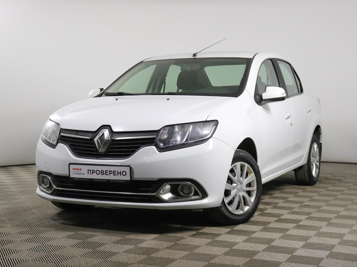 Renault Logan Sedan 2012 - 2018