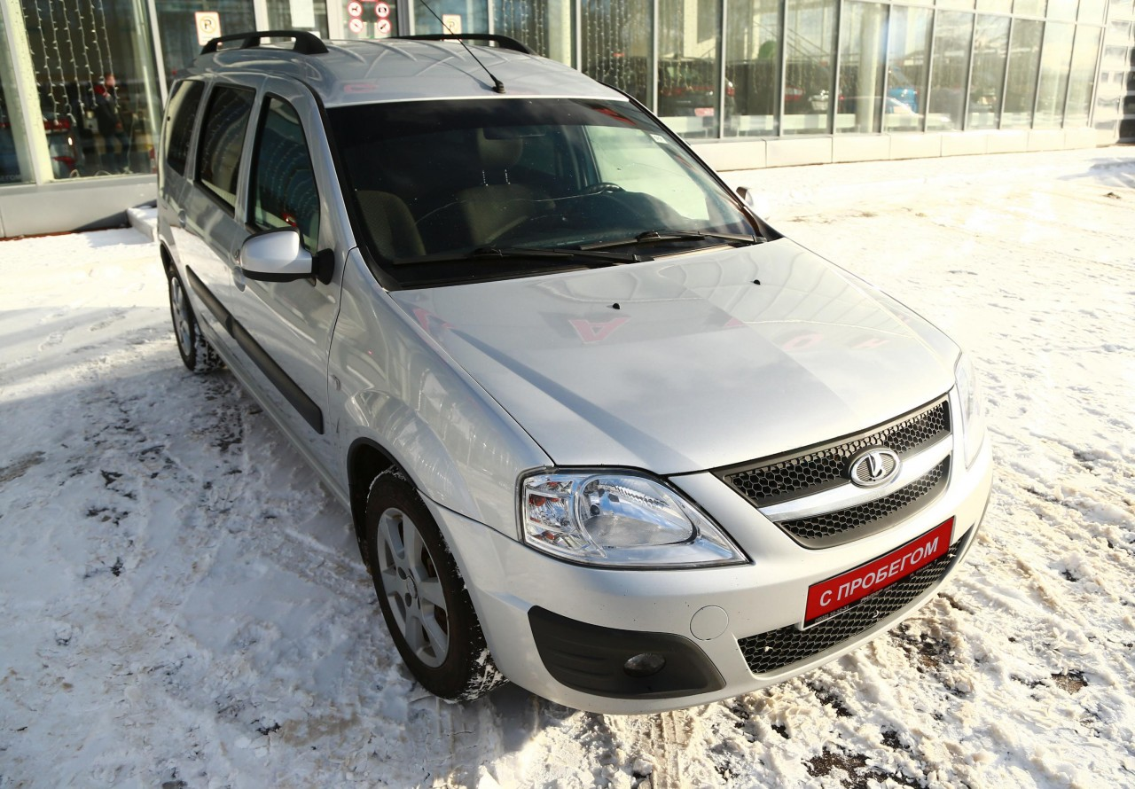 LADA (ВАЗ) Largus Wagon 2012 - по н.в.
