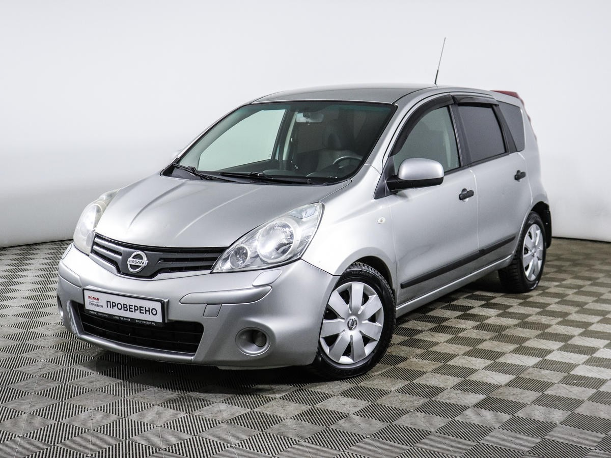 Nissan Note 2009 - 2013
