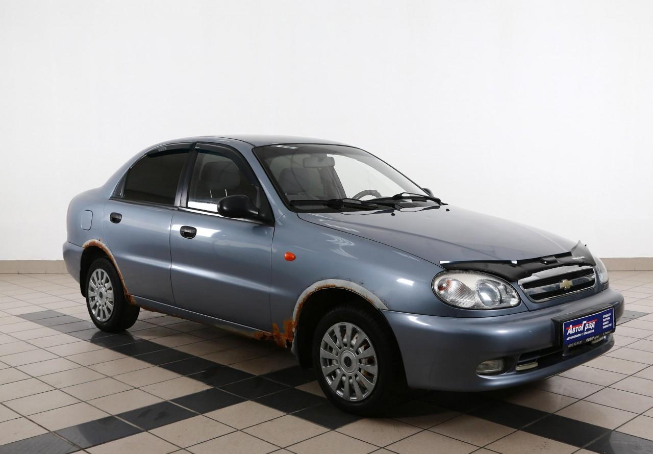 Chevrolet Lanos 2002 - 2009
