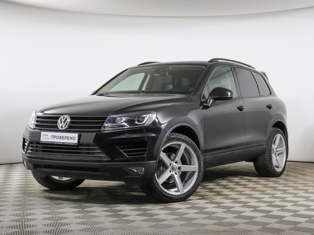 Volkswagen Touareg 2014 - 2018
