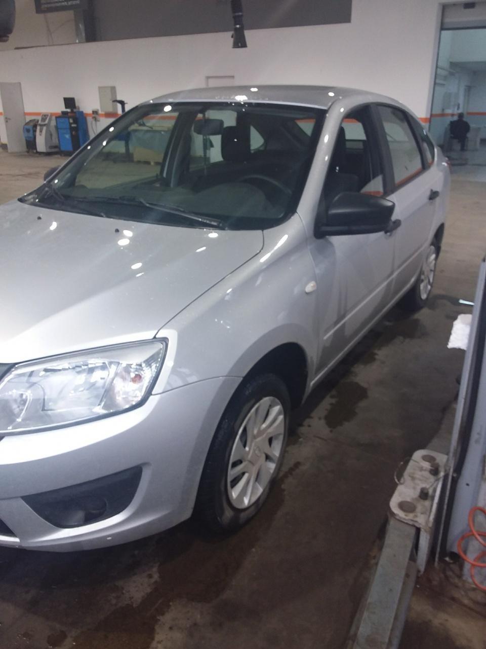 LADA (ВАЗ) Granta Hatchback