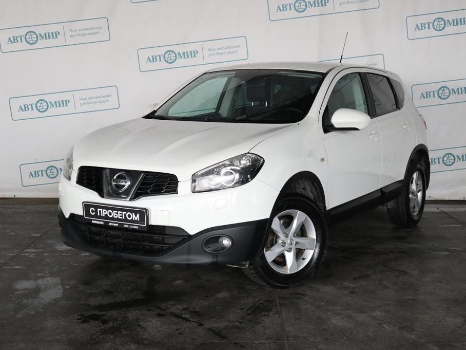 Nissan Qashqai 2010 - 2013